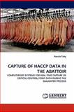 Capture of Haccp Data in the Abattoir, Patrick Talty, 3844304681