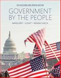 Government by the People, 2014 Election Update, Magleby, David B. and Light, Paul C., 0133914682
