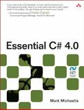 Essential C# 4.0, Michaelis, Mark, 0321694694