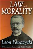 Law and Morality, Petrazycki, Leon, 1412814693