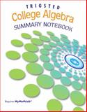 College Algebra, Trigsted, Kirk, 0131744690
