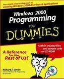 Windows, Richard J. Simon, 076450469X