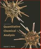 Quantitative Chemical Analysis and Sapling Learning Access Card (12 Month), Harris, Daniel C. and Sapling, 1464114692