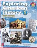 Exploring American History : Reading, Vocabulary, and Test-taking skills 1 (Pre-History to 1865) Audiocassette, LeFaivre, Phil and Decker, Flo, 0072854693