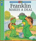 Franklin Makes a Deal, Paulette Bourgeois, 155337469X