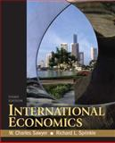 International Economics, Sawyer, W. Charles and Sprinkle, Richard L., 0136054692
