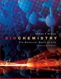 Biochemistry the Molecular Basis of LIfe International, McKee, Trudy and McKee, James R., 0195384695