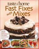 Fast Fixes with Mixes, Taste of Home Magazine Editors and Reader's Digest Editors, 0898214696