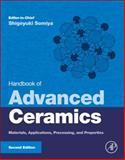 Handbook of Advanced Ceramics : Materials, Applications, Processing, and Properties, , 0123854695