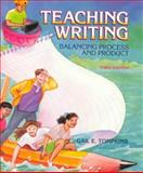 Teaching Writing 9780139554698