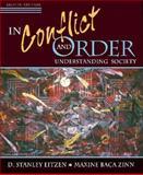In Conflict and Order : Understanding Society, Eitzen, 0205264697