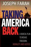 Taking America Back, Joseph Farah, 1581824696