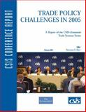 Trade Policy Challenges In 2005, , 0892064706