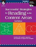 Successful Strategies for Reading in the Content Areas, Shell Education, 1425804705