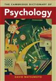 The Cambridge Dictionary of Psychology, , 0521854709