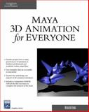 Maya 3D Animation for Everyone, King, Roger, 1584504706