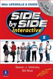 Side by Side 2 Interactive CD-ROM Single User with Civics and Life Skills, Bliss, Bill and Molinsky, Steven J., 0130484709