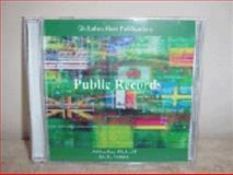 Public Records on the Web, Kay, Alex, 0974444707