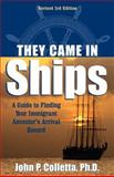 They Came in Ships, John P. Colletta and John P. Coletta, 1630264709