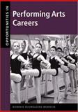 Opportunities Performing Arts Careers 9780658004704