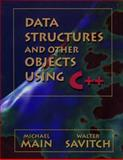 Data Structures and Other Objects Using C++, Main, Michael G. and Savitch, Walter J., 0805374701