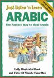 Just Listen 'n Learn Arabic, Just Listen 'N' Learn, Natl Textbook, 084428470X
