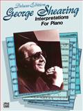 George Shearing - Interpretations for Piano, George Shearing, 089898470X