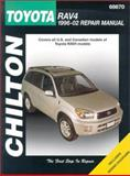 Toyota Rav4, 1996- 02, Bob Henderson and Chilton Automotive Editorial Staff, 1563924706