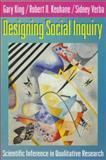 Designing Social Inquiry 9780691034706