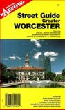 Street Guide Greater Worcester, , 1557514704