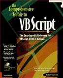 Comprehensive Guide to VBScript, Mansfield, Richard, 1566044707