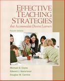 Effective Teaching Strategies That Accommodate Diverse Learners, Coyne, Michael D. and Carnine, Douglas W., 0137084706