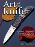 Art of the Knife, Joe Kertzman, 0896894703