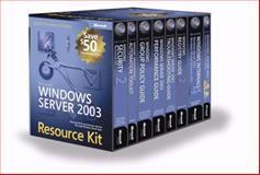Microsoft Windows Server 2003, Friedman, Mark and Honeycutt, Jerry, 0735614717