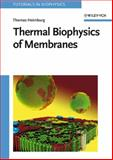 Thermal Biophysics of Membranes, Heimburg, Thomas, 3527404716