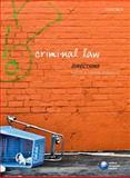 Criminal Law Directions, Haralambous, Nicola, 019956471X