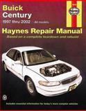 Buick Century 1997 Thru 2002, John H. Haynes, 1563924714
