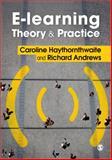 E-learning Theory and Practice, Andrews, Richard and Haythornthwaite, Caroline, 1849204713