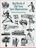 Big Book of Old-Time Spot Illustrations, , 048641471X