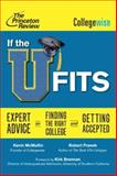 If the U Fits, Princeton Review and Collegewise, 080412471X