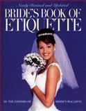 Bride's Book of Etiquette, Bride's Magazine Editors, 0399524711