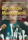 Reputation Management, Helio Fred Garcia and John Doorley, 0415974712
