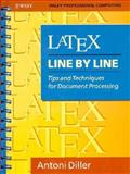 Latex Line By Line, Diller, Antoni, 0471934712