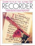 Learn to Play Recorder, Morton Manus, 0739014714
