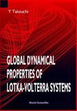 Global Dynamical Properties of Lotka-Volterra Systems, Takeuchi, Y., 9810224710