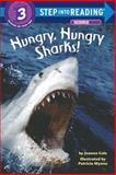 Hungry, Hungry Sharks, Joanna Cole, 0394874714