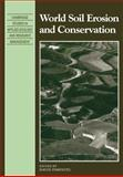 World Soil Erosion and Conservation, , 0521104718