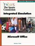 Sports Connection for Microsoft Office 2000 : Integrated Simulation, VanHuss, Susie H. and Forde, Connie, 0538724714