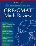 GRE/GMAT Math Review : The Mathworks Program, Frieder, David, 0028624718