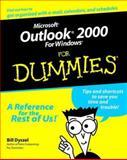 Microsoft Outlook 2000 for Windows for Dummies®, Bill Dyszel, 0764504711